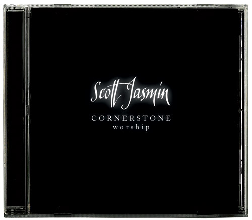 Photo of CD cover design for Scott Jasmin